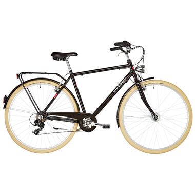 Bicicleta holandesa ORTLER DETROIT EQ Aluminio Negro 2019